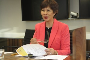 Mrs Peggy Lau-Flux (Chair)